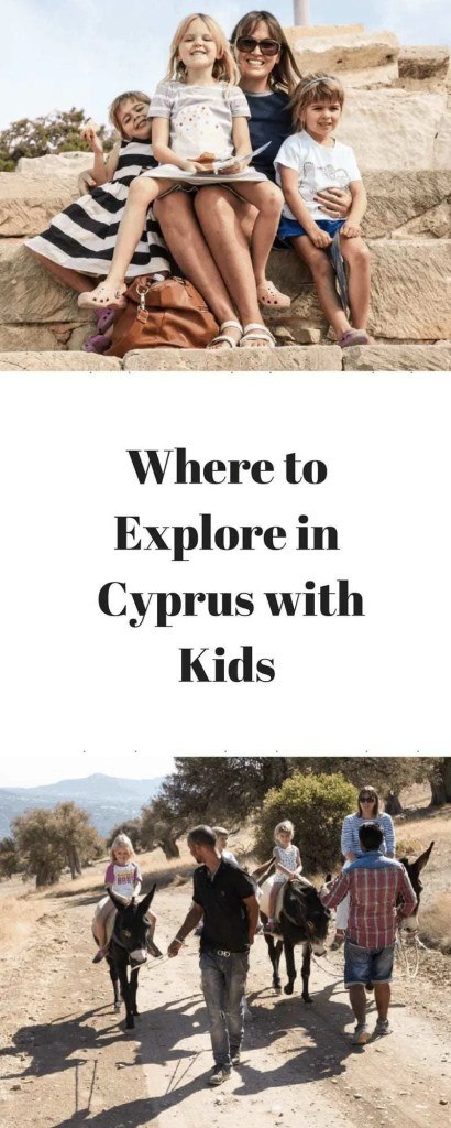 Where to Explore in Cyprus with Kids - Family Holiday www.minitravellers.co.uk