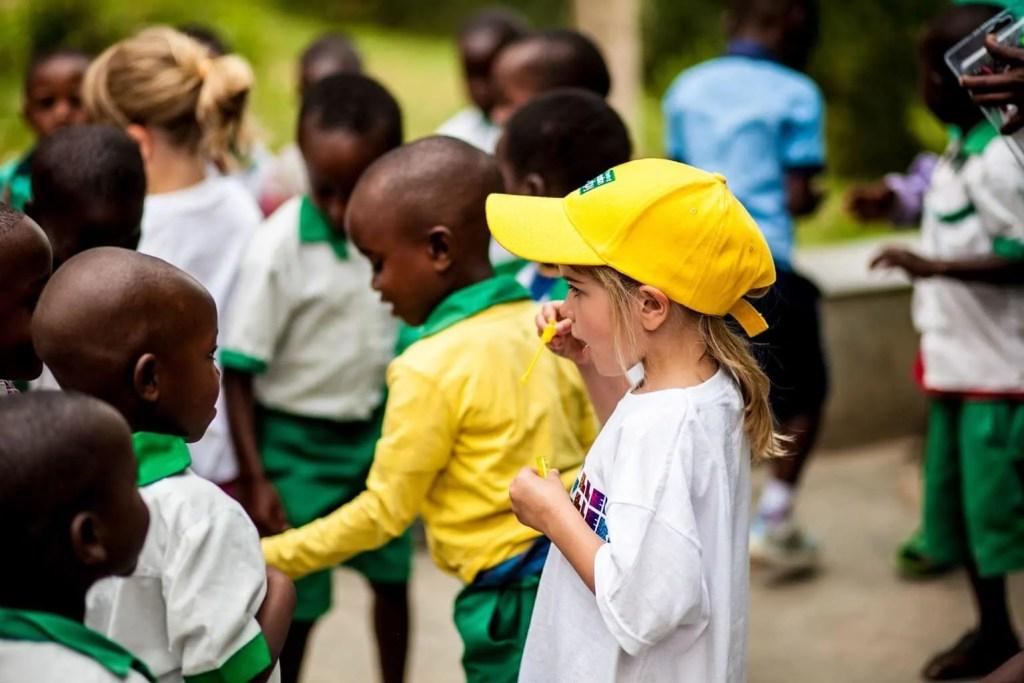 Our Adventure in Rwandan Schools www.minitravellers.co.uk