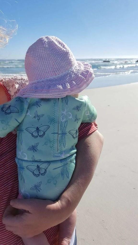Travel Tips: Splash About Swimwear for Babies www.minitravellers.co.uk