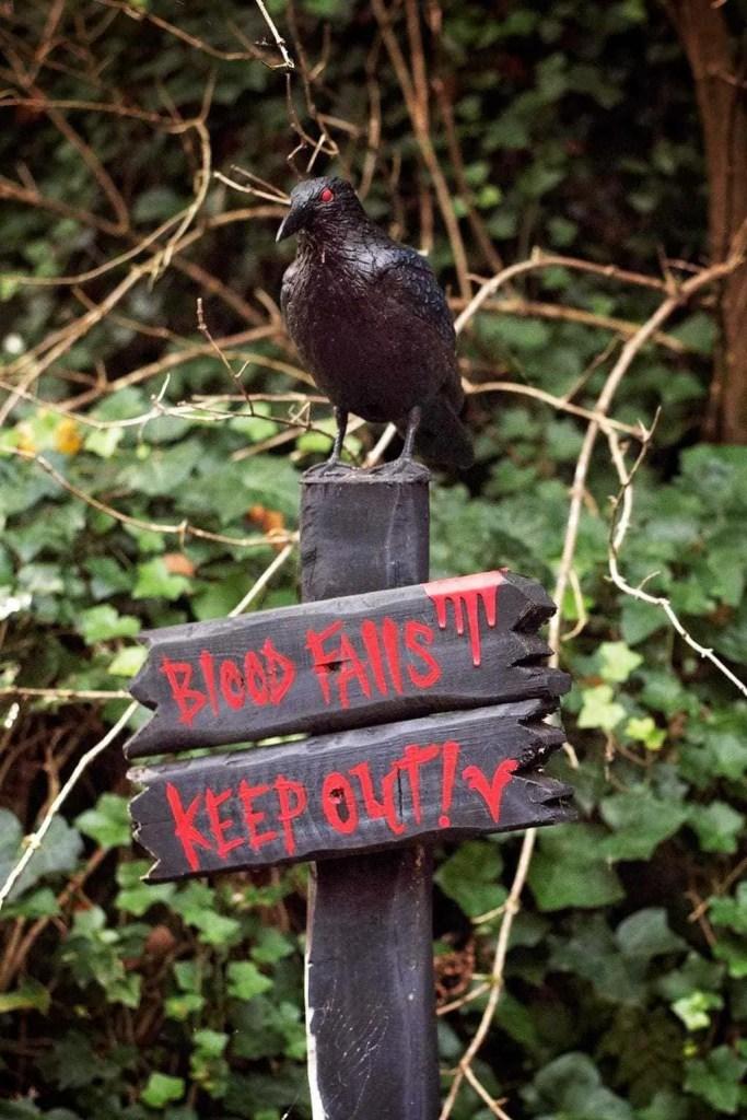 Spooky Halloween at Chessington World of Adventures www.minitravellers.co.uk