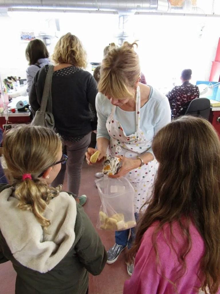 Emma Bridgewater Factory Tour with Kids www.minitravellers.co.uk