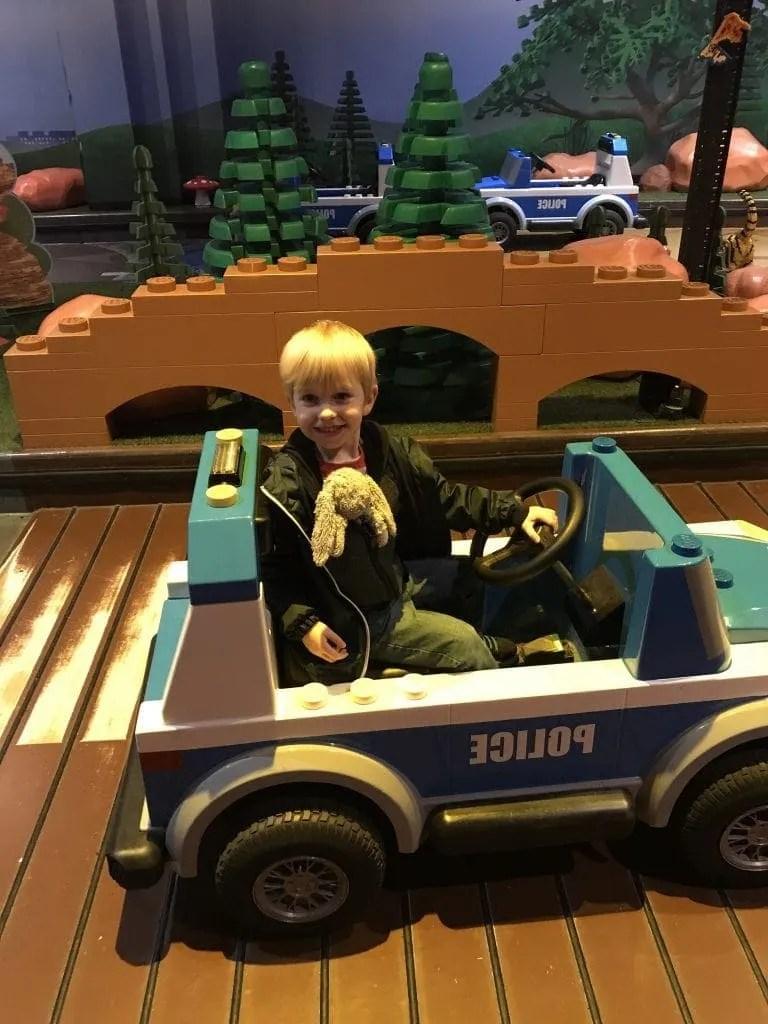 Legoland film premiere