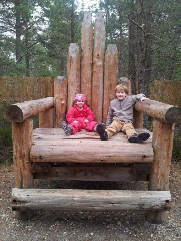 Family adventures at Aviemore at Christmas