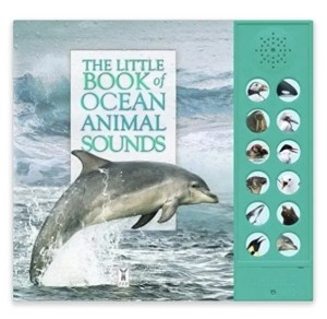 Animal ocean sounds book - as featured in my Christmas gift guide featuring gifts for travel lovers