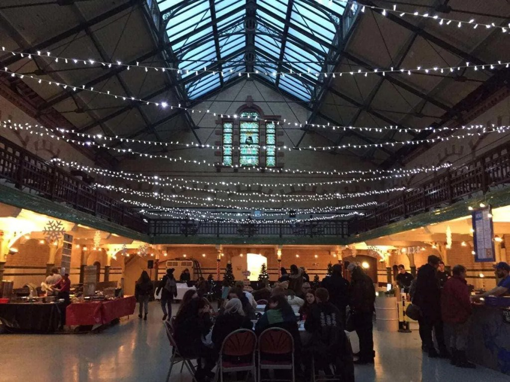 Christmas Screenings at Victoria Baths