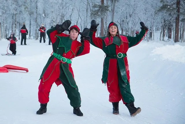 Santa's Lapland Search for Santa Day | Mini Travellers