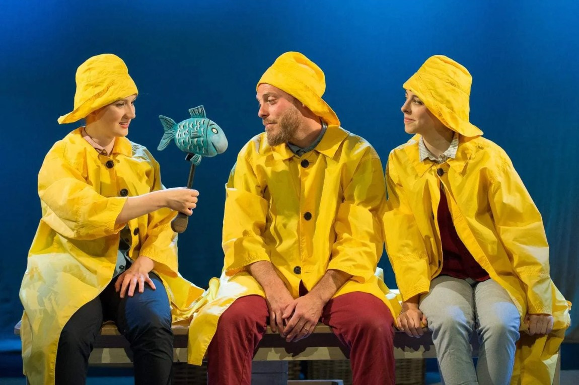 Review   Tiddler and other Terrific Tales   Live on Stage