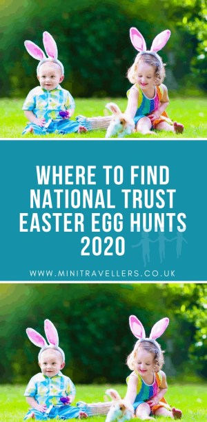 Where to find National Trust Easter Egg Hunts 2020