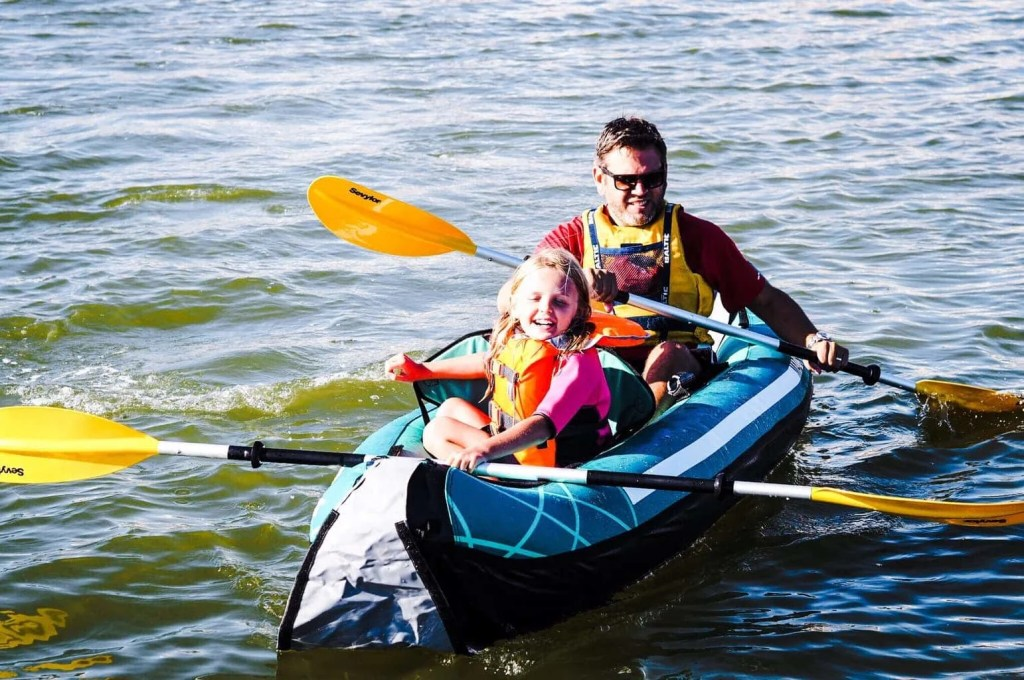 Sevylor Madison 2 People Inflatable Kayak Review