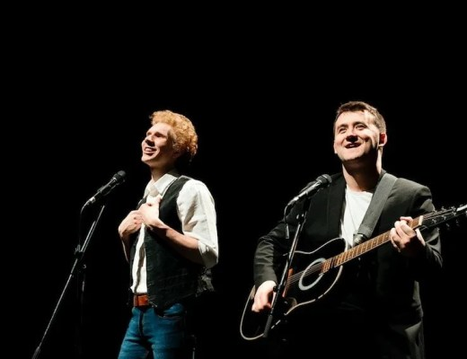 The Simon and Garfunkel Story at Plaza Stockport 19th July 2018