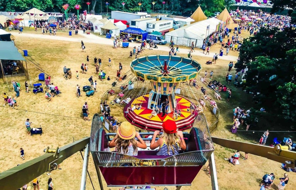 Top Tips if you're heading to Camp Bestival in 2019