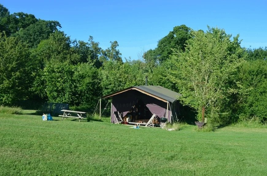New Barn Farm | Featherdown Campsite near London