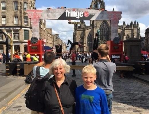 Edinburgh Festival Fringe for all ages