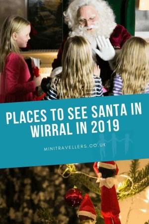 Places to see Santa in Wirral in 2019
