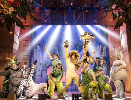Review: Madagascar the Musical at Liverpool Empire