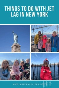 Things to do with Jet Lag in New York
