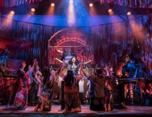 Review   Hair the Musical at Liverpool Empire