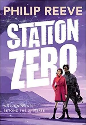 Station Zero by Philip Reeve (Oxford University Press)