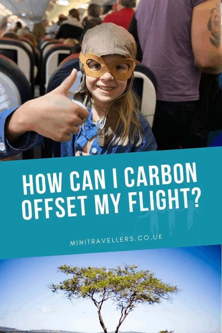 How can I Carbon Offset my flight?