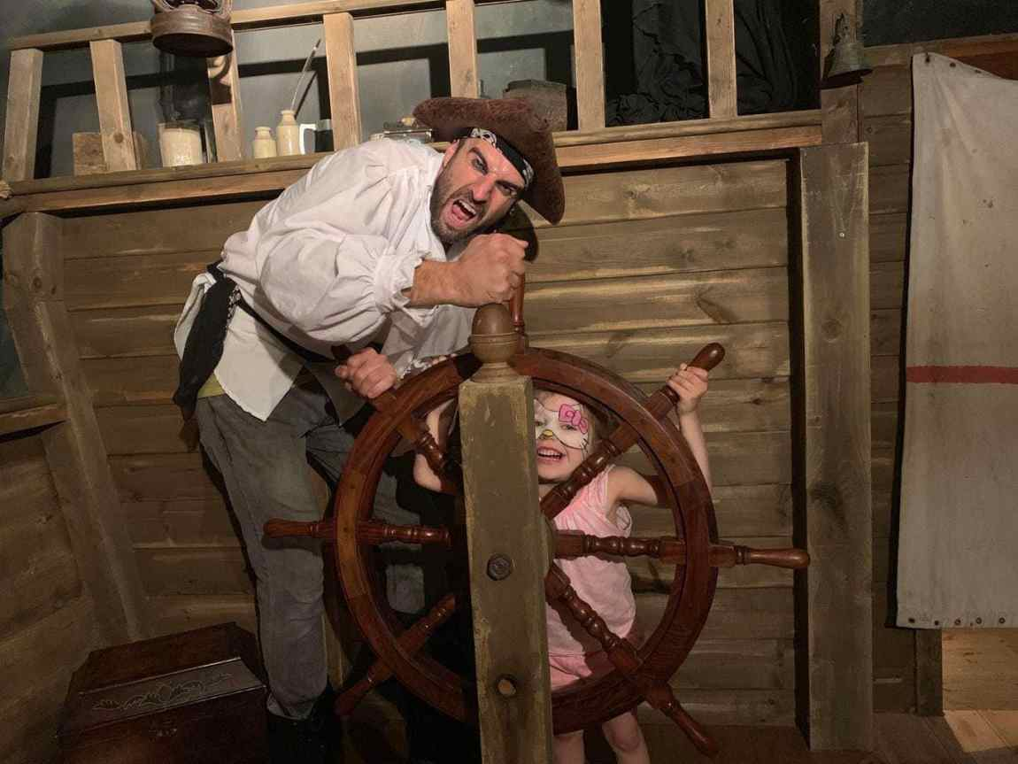 Pirates Quest Newquay