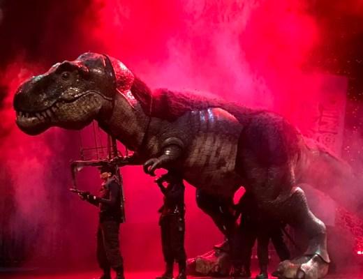Dinosaur World Live 2019 - London Summer Season