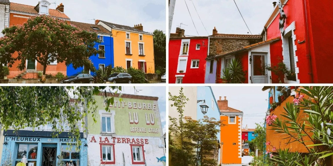 Village de Trentemoult   Things to do near Nantes Airport