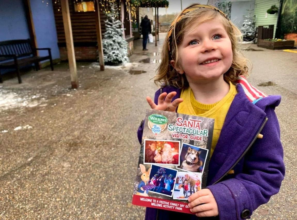 Willow's Activity Farm Santa Spectacular 2019
