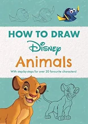 How To Draw Disney Animals (Studio Press)