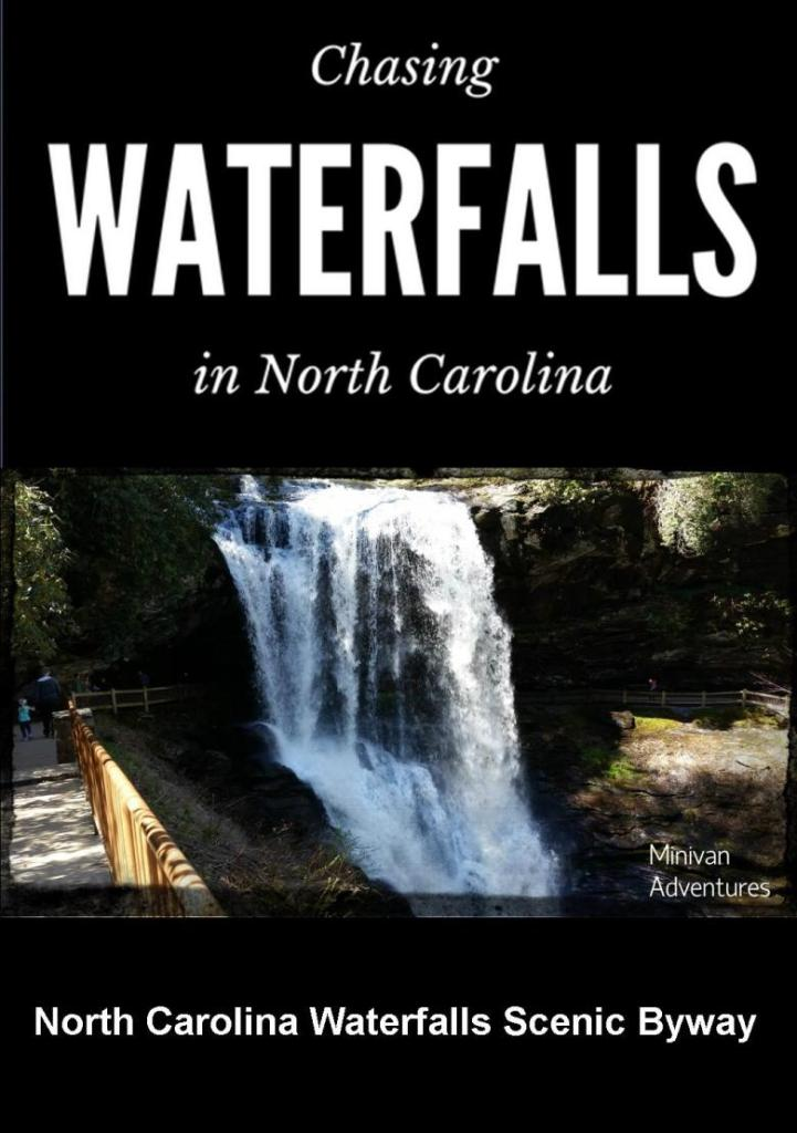 The entire family will enjoy the sights and stops along the North Carolina Waterfalls Scenic Byway - drive under a waterfall, walk behind a waterfall, drive over a waterfall, slide down a waterfall, and more!