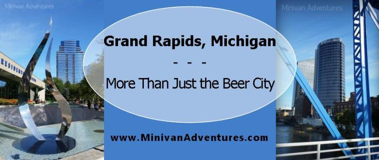 Grand Rapids, Michigan may be Beer City USA... but there is so much more to my hometown than just beer. Sports, Parks, Beaches, Trails, Art and more! ----------- Lake Michigan Beaches | Kent County Parks | West Michigan Whitecaps Baseball | Grand Rapids Griffins Hockey | Grand Rapids Art Museum | Meijer Gardens | Art Prize | North Country Trail | Hagar Park | Roselle Park | Millennium Park | Thatcher Park | Townsend Park | Fallasburg Park | Grand Ravines Park | Minivan Adventures | Grand Rapids | Michigan | USA