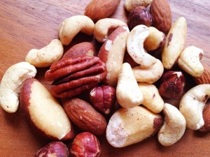 Nuts are good for you