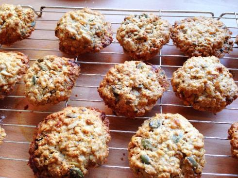 Easy to make healthy cookies