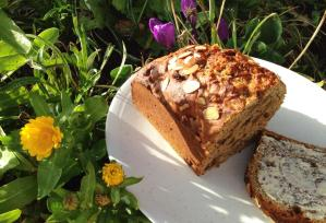 Welsh Bara Brith: Yummy Cake for St. David's Day