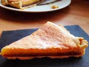 Super-Easy Bakewell Tart Recipe