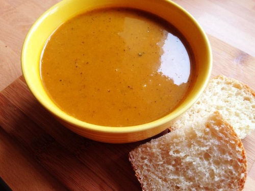 Butternut squash soup recipe for kids