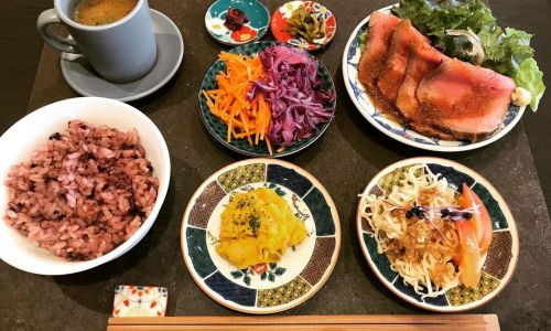 大阪市城東区関目にある「食堂カフェ Potto」はママと子供に優しいお店!
