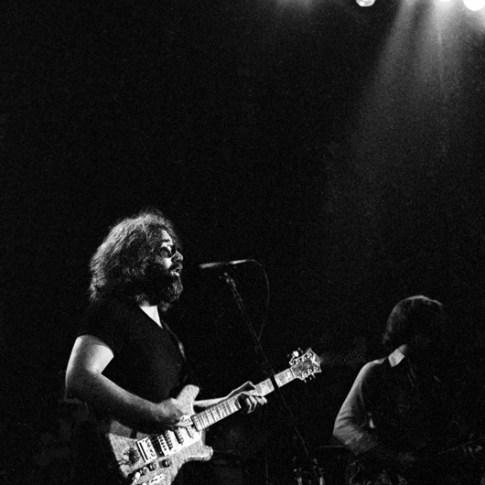 Grateful Dead—Broome County Arena, Binghamton, NY 11/6/77