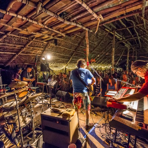 David Nelson Band - Hale Holani, Hana, HI 2/6/15