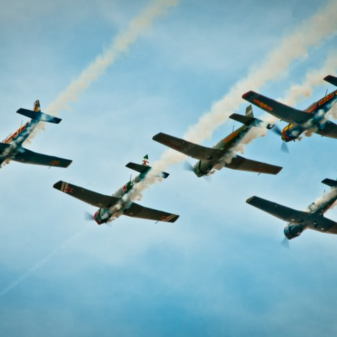 Nanchang CJ-6 Formation