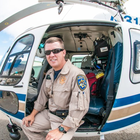 Marin County Police & Sheriff Aviation Unit