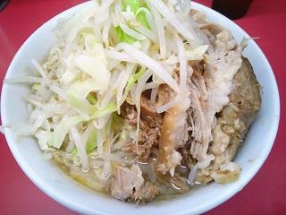 ラーメン二郎 小岩店 2012/09/15