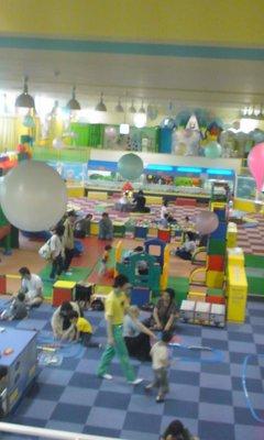 東京ドームのおもちゃ王国