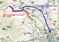 軽井沢から帰宅