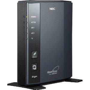NEC Aterm WR8700Nを購入