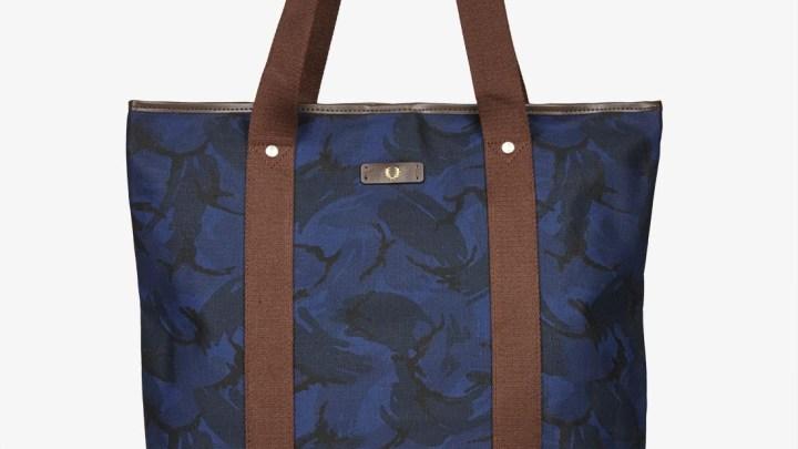 FRED PERRYの2014年秋冬新作トートバッグを買ってきました!