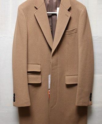 NEWYORKERのチェスターフィールドコートを買っちゃった