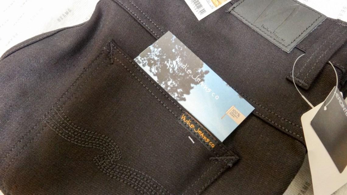 念願のNudie Jeans Thin Finn BLACK RINGを手に入れた!