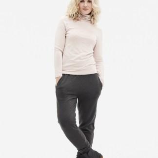 cotton/wool sweat pants