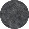 58 antrasithe melange brushed wool