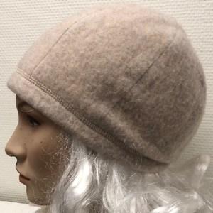 brushed wool mössa/hatt